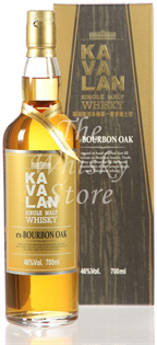 Kavalan Whisky Single Malt Ex-Bourbon Oak...
